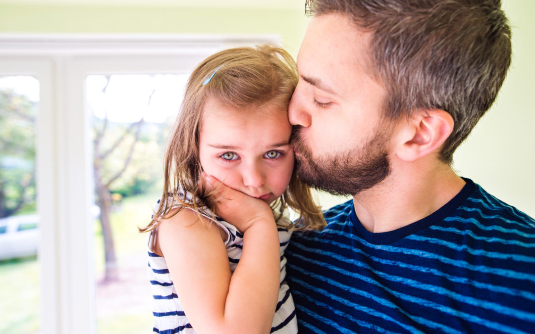 Maria – Divorce was a one-time event for my dad. But it was the beginning of countless losses for me.